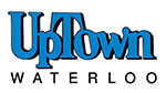 UpTown Waterloo logo
