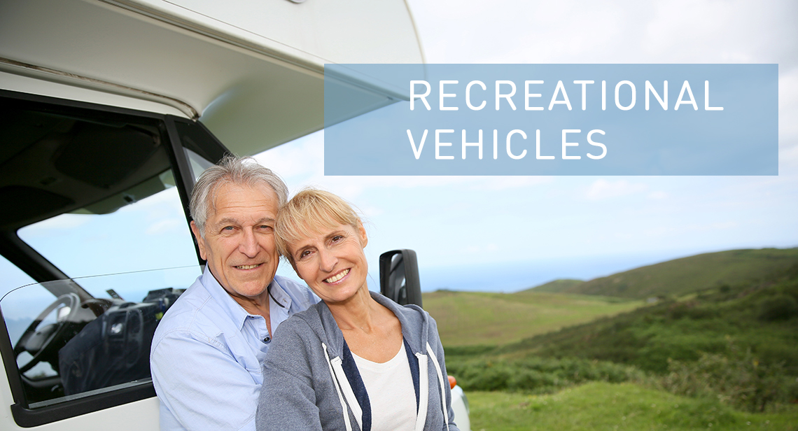 Recreational Vehicle Insurance banner