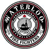 Waterloo Firefighters logo